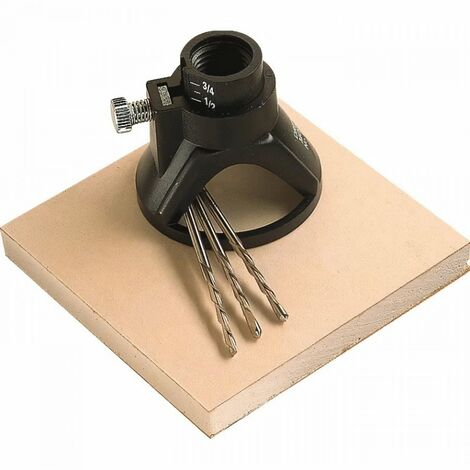 DREMEL Kit decoupe plaque de platre, bois, pvc