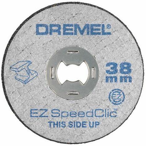 Dremel SC476 2615S476JB Trennscheibe gerade 38mm 3.2mm 5St. C93546