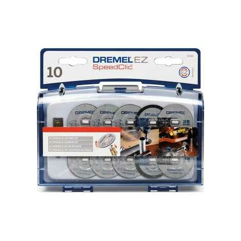 Dremel #SC690 Dremel SpeedClic Schneid-Set