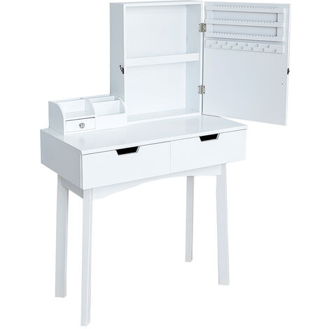 Dressing table with stool 80x40x128cm