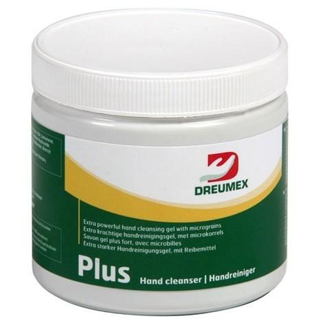 DREUMEX - Savon gel Plus avec microbilles - 600 mL