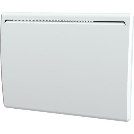 DREXON - Radiateur à inertie céramique - Gamme Mona - 2000 Watts - Détection fenêtre ouverte - 90 cm x 12,3 cm x 45 cm - Blanc