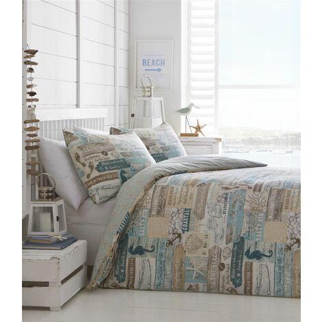 Driftwood Double Duvet Cover Set Bedding Quilt Bed Set
