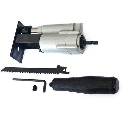 Drill Attachment Reciprocating Saw Changement Perceuse Electrique En Scie Sauteuse Scie Sauteuse Bois Cutter Saw