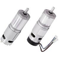 Drive-System Europe DSMP420-24-0061-BFE Gleichstrom-Getriebemotor 1.8 Nm 102 U/min Wellen-Durchmesse Q09659