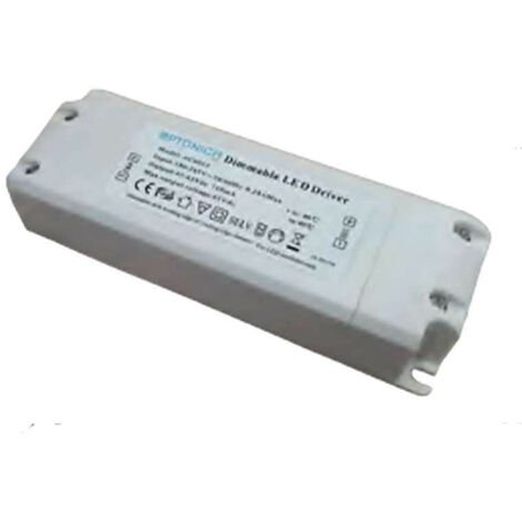 Driver Dimmable dalle LED 45W 1000mA 30-42V DC