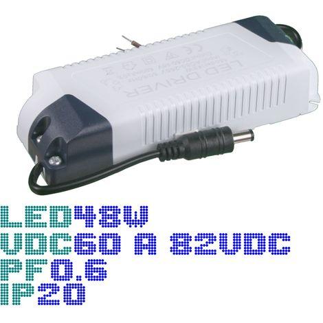 DRIVER LED panel led 48W max para 7053, 7053N