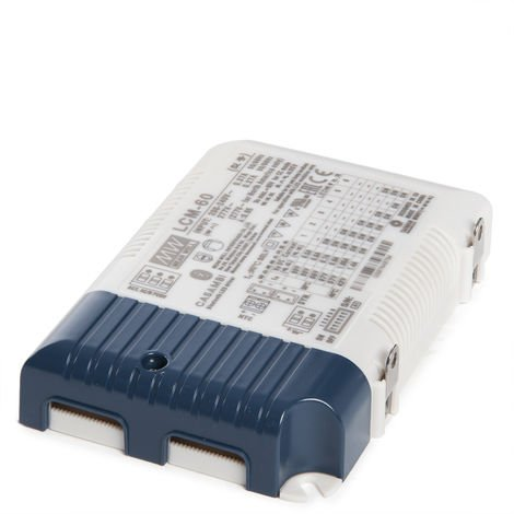 Driver MEANWELL Regulable CASAMBI Bluetooth ► 60W (EO-LCM-60BLE)