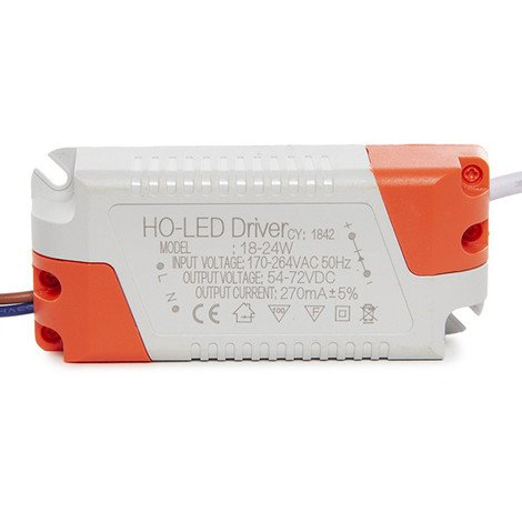 Driver No Dimable 0.95 F.P. 50.000H Placa LED 20W (HO-HP-ND-20W)