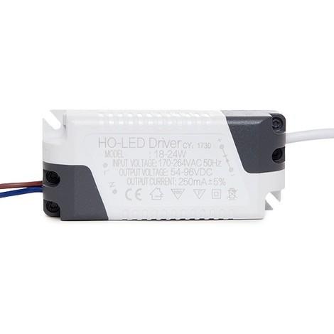 Driver No Dimable Placa de LEDs 20W (DR-P-ND-20W)