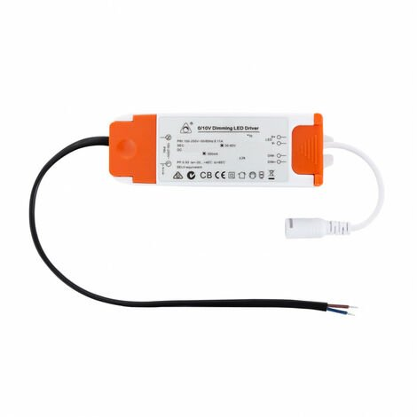 Driver Regulable 1-10V Plafón / Placa LED SuperSlim 15-18W