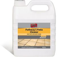 Driveway, Decking & Patio Cleaner 4L Knockout