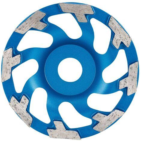 DRONCO 4126064 - TAZA DE DIAMANTE DST BLUE SPEED Ø 125 MM
