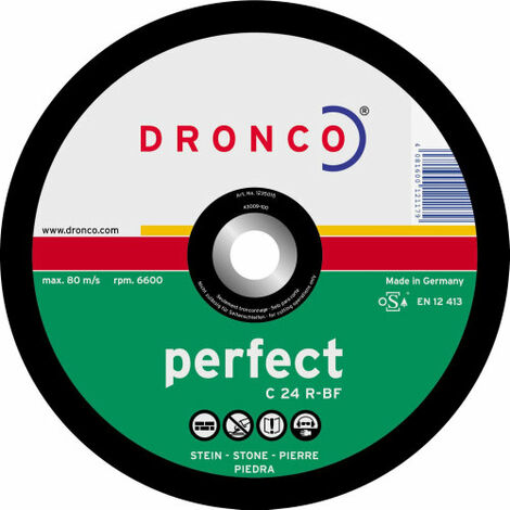 Dronco - Disco de corte C 24 R Perfect
