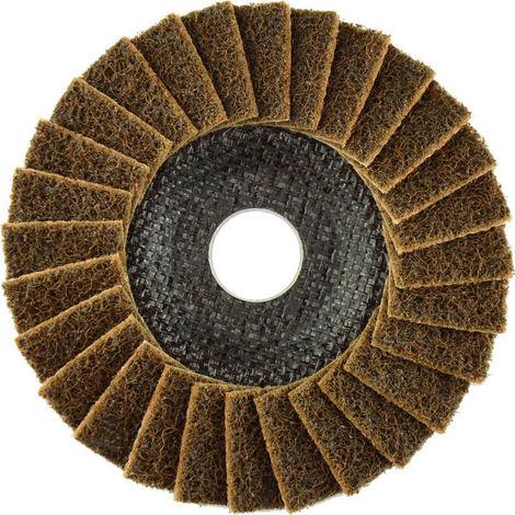 Dronco - Discos de láminas abrasivas de fibra sin tejer G-VA