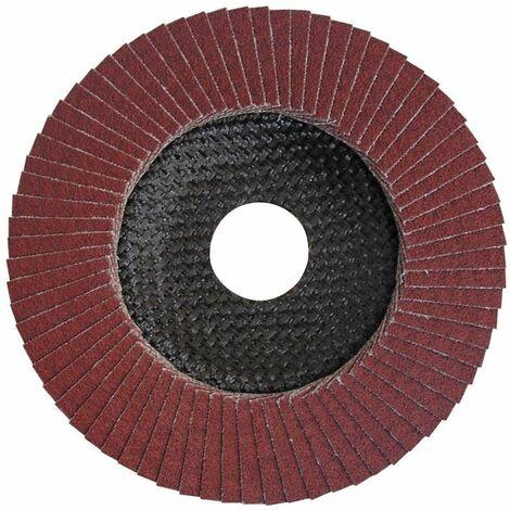 Dronco - Discos de láminas abrasivas óxido de aluminio G-A
