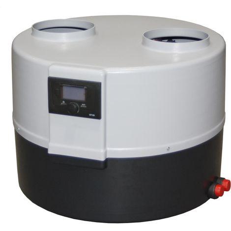 DROPS 4.1 Warmwasser Wärmepumpe zur Warmwasserbereitung 2,57 kW