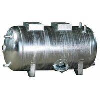 Druckbehälter 100 bis 300L 6 bar liegend Druckkessel verzinkt für Hauswasserwerk