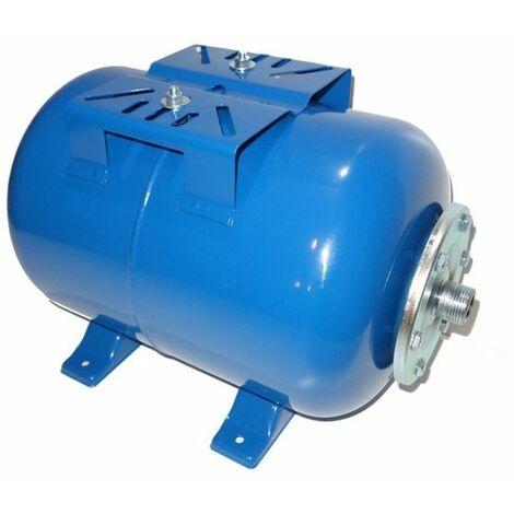 Druckkessel Druckbehälter 100L Membrankessel Hauswasserwerk - Horizontal liegend