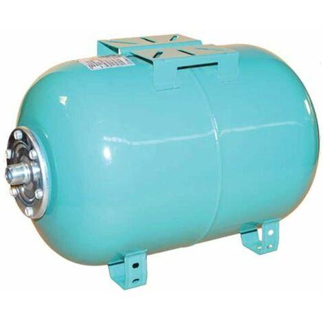 Druckkessel Druckbehälter 100L Membrankessel Hauswasserwerk Horizontal liegend