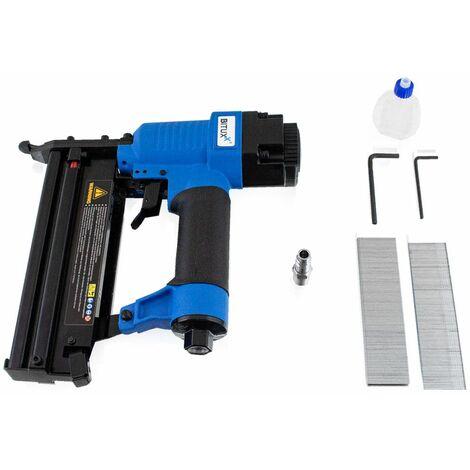 Druckluft Klammer-und Nagelpistole Nagelpistole Nagler Streifennagler Drucklufttacker