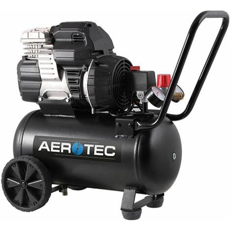 Druckluft Kolbenkompressor Zenith 270 TECH ölfreiSILENT | 24 Liter