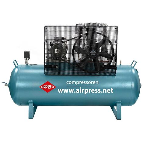 Druckluft - Kompressor 10 PS / 500 l / 15 bar Typ K500-1500S