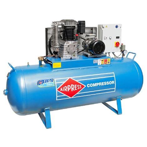 Druckluft - Kompressor 5,5 PS / 500 l / 15 bar Typ K500-700S