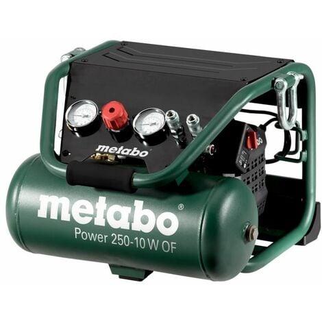 Druckluft mobil Kompressor Power 250-10 W OF
