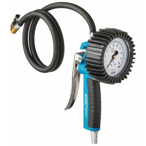 Druckluft Reifenfüll-Messgerät geeicht
