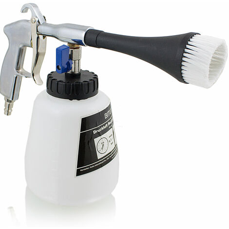 Druckluft Reinigungspistole Twister Waschpistole Luftdruck Cleaning Gun