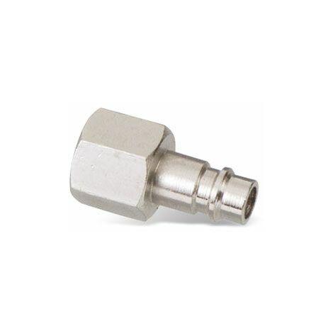 """Druckluft-Stecker mit 3/8"""" IG"""