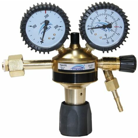 Druckminderer für Argon/CO2 Most 6235000150