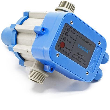 Druckschalter SKD-1 230V 1-phasig Pumpensteuerung Druckwächter für Hauswasserwerk Brunnenpumpe
