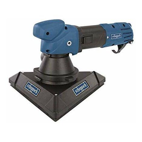 DS210 Lijadora/Pulidora de techos y paredes DS210, 1pieza, color azul; Plata; negro - Scheppach - 5903803901