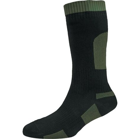 DS751 Waterproof Thick Mid Length Socks
