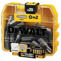 DT71522-QZ PH2 25mm SCREWDRIVER BIT (PK-25)