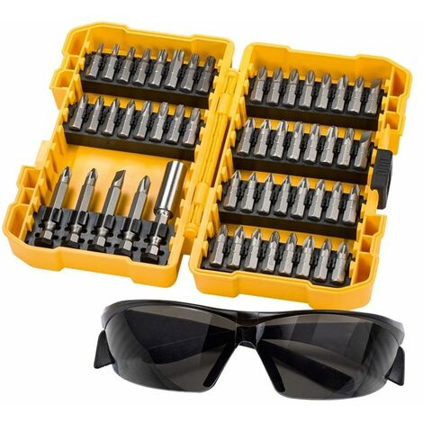 DT71540 High Performance Screwdriving Bit Set 53 Piece (DEWDT71540QZ)