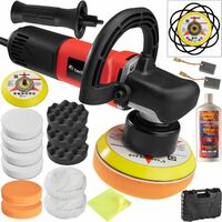Dual action polisher 710W - dual action polisher, dual action car polisher, orbital car polisher