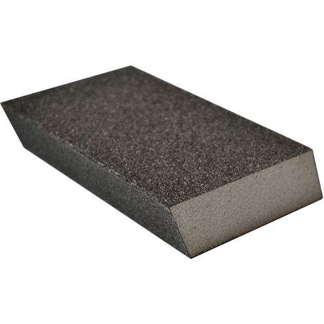 Dual Angle Drywall Sanding Block Medium 80G