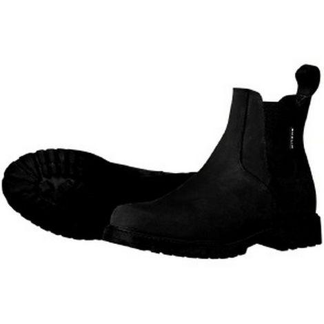 Dublin Mens Leather Venturer Boots III (8 UK) (Black)