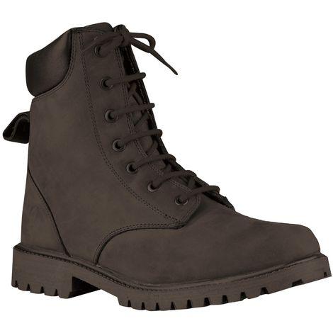 Dublin Mens Venturer Leather Lace Boots