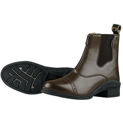 Dublin Womens/Ladies Altitude Short Riding Boots