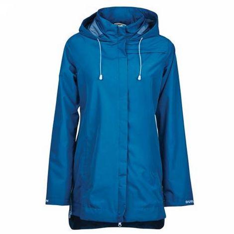 Dublin Womens/Ladies Taurus Waterproof Jacket (XS) (Navy Poseidon)