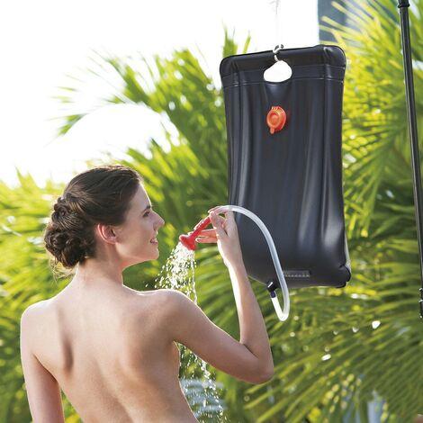 Ducha camping solar 20 litros