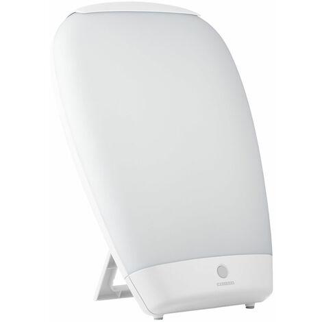ducha mesa de luz luz del día Bienestar luz de la lámpara con tubos de Melissa