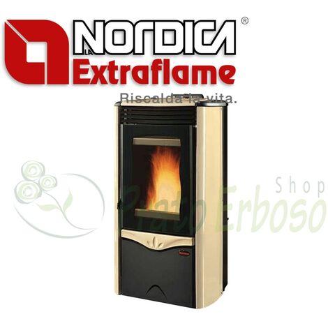 Duchessa Idro Steel - Thermo pellet 12 kw pergamena