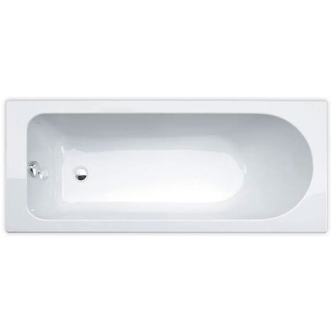Duchy Camden Single Ended Rectangular Bath 1700mm x 700mm 4mm - Acrylic