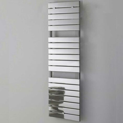 Duchy Palermo Designer Heated Towel Rail 1510mm H x 500mm W Chrome