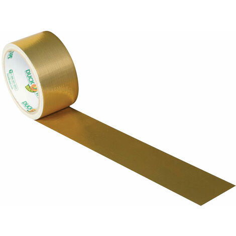 Duck Tape® 280748 48mm x 9.1m Gold